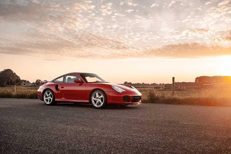 Porsche 911 3.6 Coupé Turbo // Eerste eigenaar // Originele lak afbeelding 11