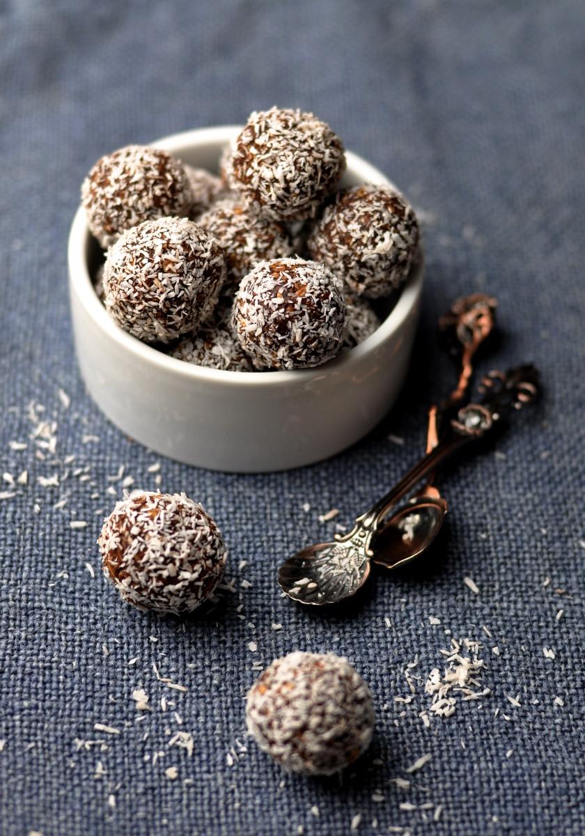 Chokladbollar Swedish Chocolate Balls
