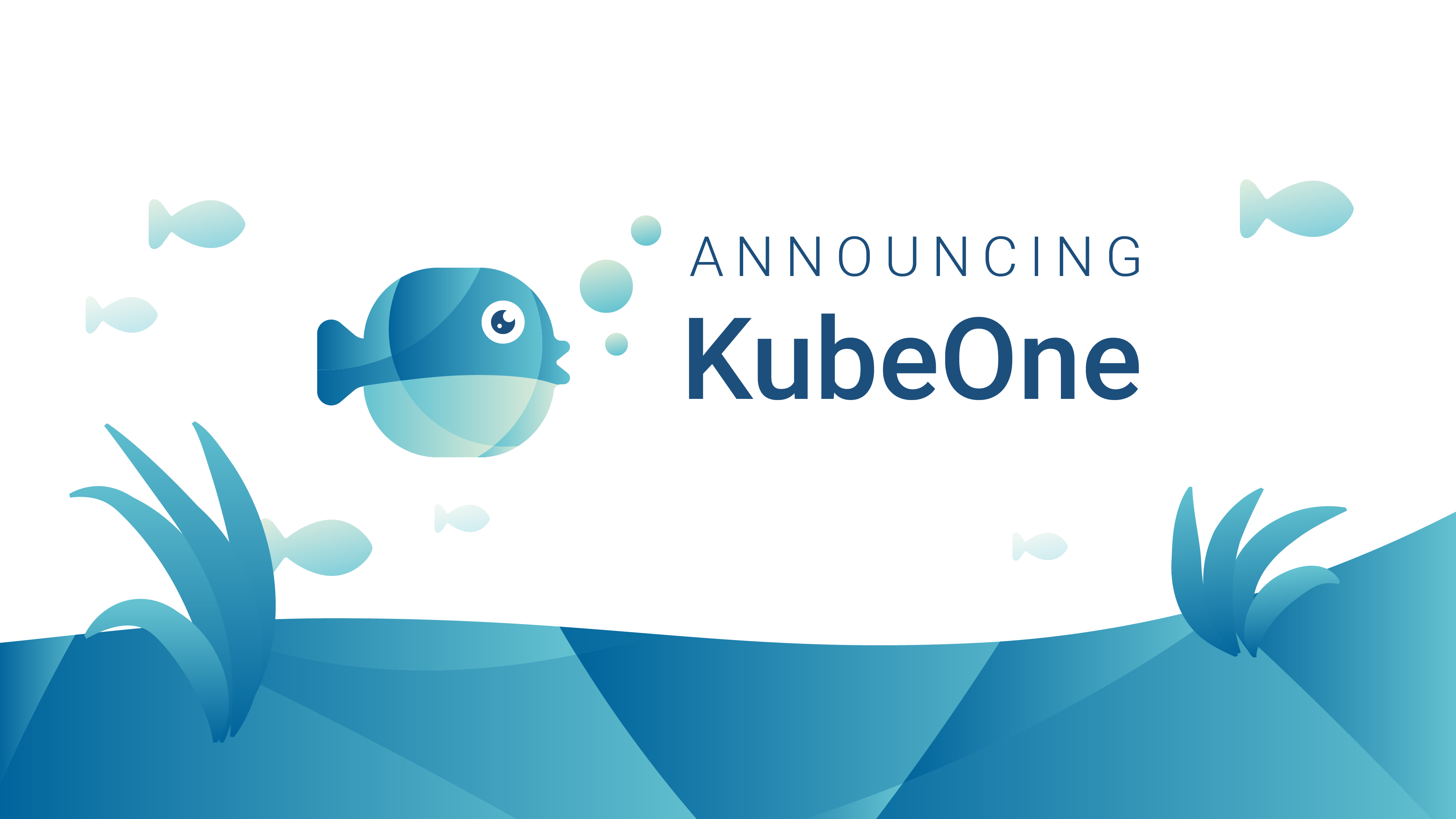 KubeOne: A New Lifecycle Management Tool for HA Kubernetes Clusters front image