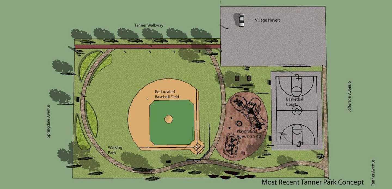 Tanner Park Community catharine ann farnen landscape architecting overview