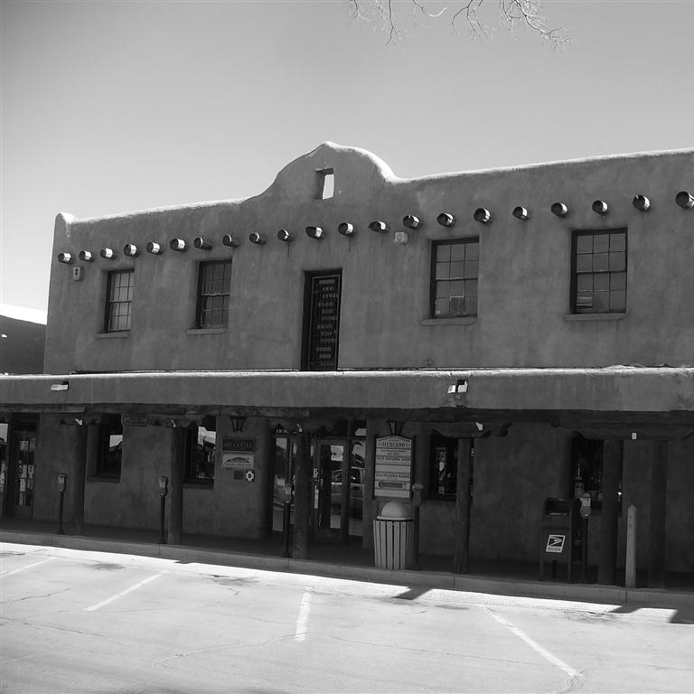 Historic Taos County Courthouse