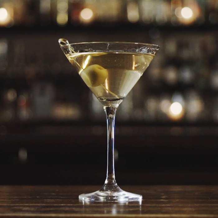 Zorbatini Cocktail