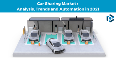 Cover image for Car Sharing Market : Analysis, Trends and Automation in 2021