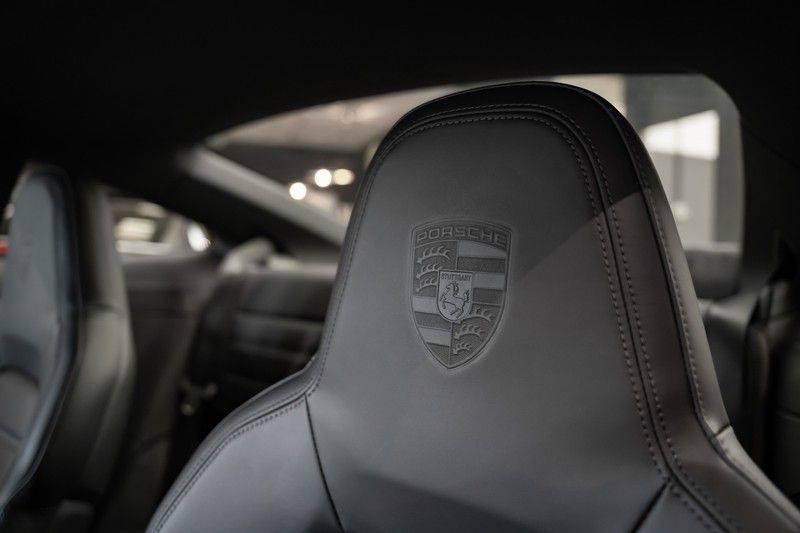 Porsche 911 992 4S PTS Schieffer Grau Slate Grey Sport Design Pakket 930 Leder vol Carbon 3.0 Carrera 4 S afbeelding 21