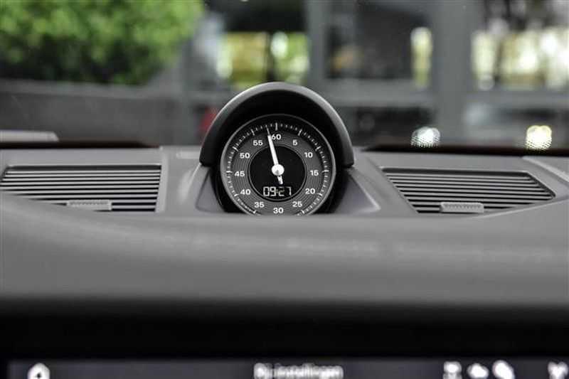 Porsche 911 S CABRIO SPORT CHRONO+SP.UITLAAT+ACC NP.203K afbeelding 15