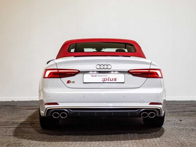 Audi A5 Cabriolet 3.0 TFSI S5 quattro Pro Line Plus 354PK | Adapt.Cruise | Massage Stoelen | 360 Camera | afbeelding 5