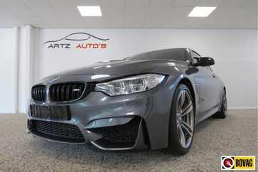 BMW 4 Serie Coupé M4 M-DCT 431 PK | HUD | LEDER | KEYLESS |