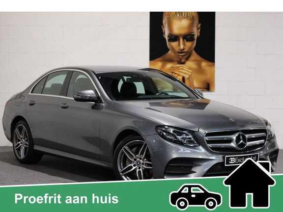 Mercedes-Benz E-Klasse 220 d Business Solution AMG Plus Upgrade Edition