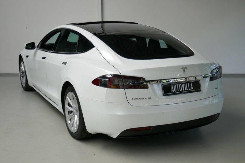 Tesla Model S 75D 4% PANODAK - ex.BTW afbeelding 7