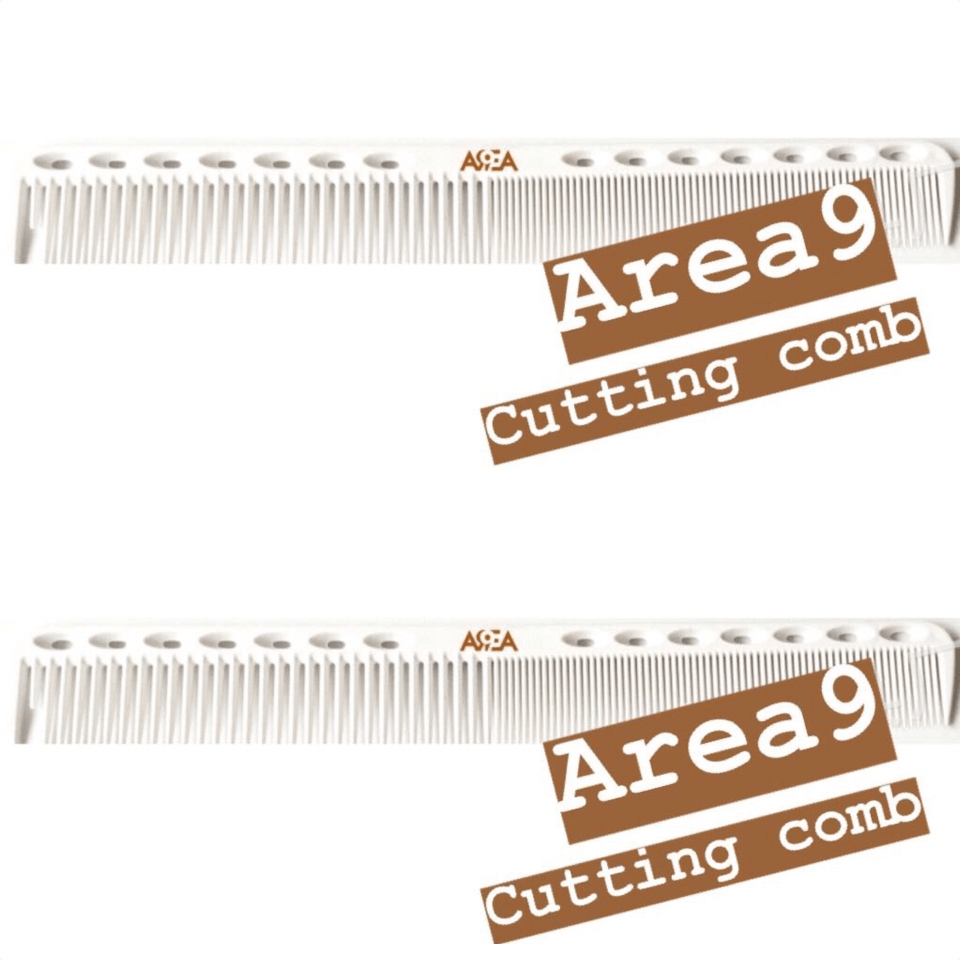Area9 Cutting Comb Two Pack Product Photo