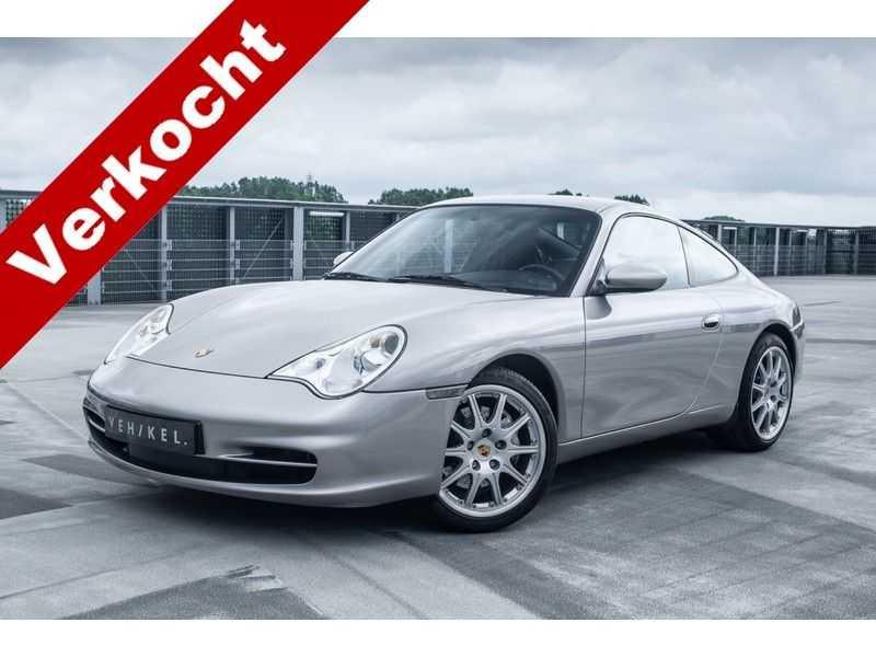 Porsche 911 996 3.6 Coupé Carrera 4 MK2 // handgeschakeld // afbeelding 20
