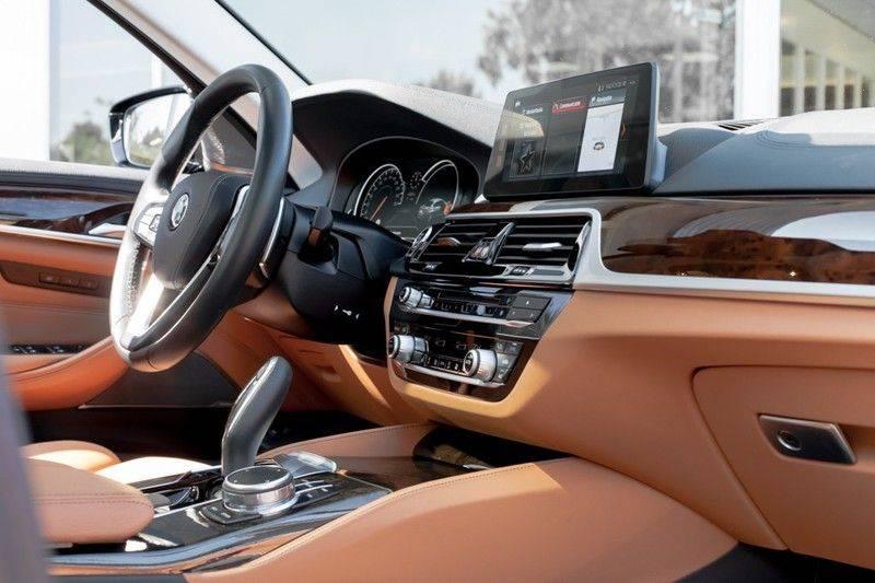 BMW 5 Serie 530d xDrive Luxury Line NW â¬100.000,- afbeelding 20