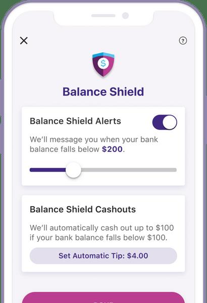 Balance shield