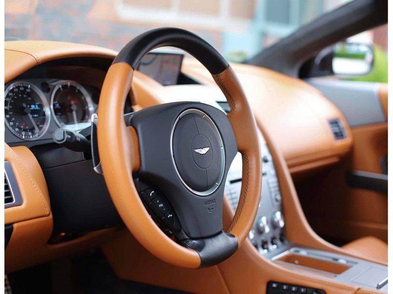 Aston Martin DB9 5.9 V12 *450 PK*Perfecte staat* afbeelding 22