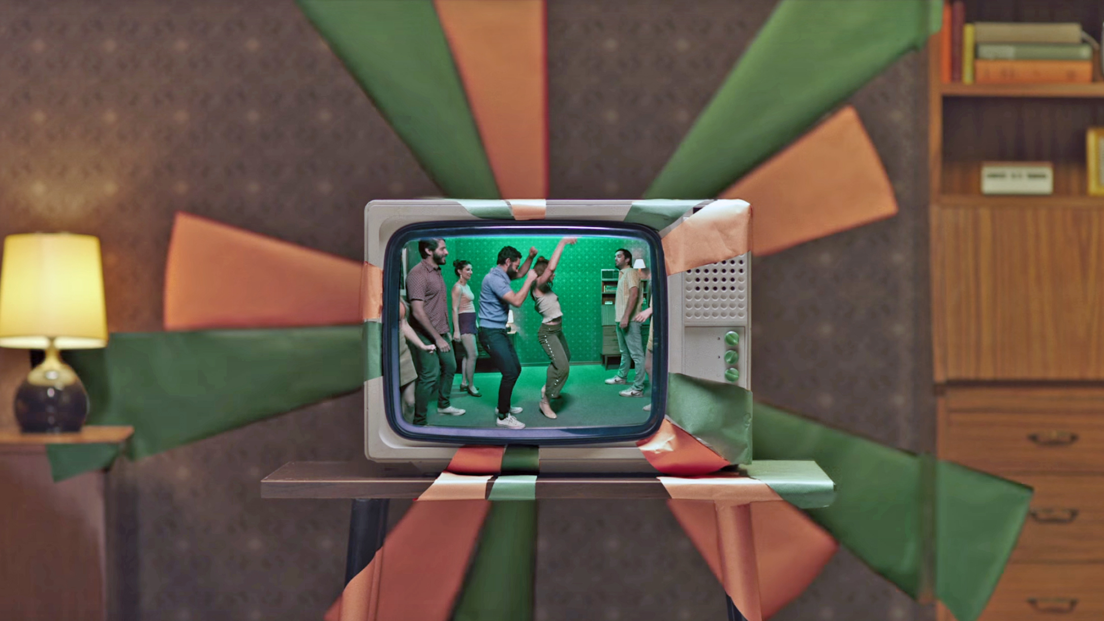 Funky Fiesta - Rawayana feat. José Luis Pardo (Dj Afro) Spanish and English lyrics