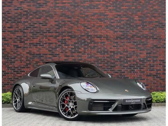 Porsche 911 3.0 Carrera 4S Pano*Camera*Chrono*lift*