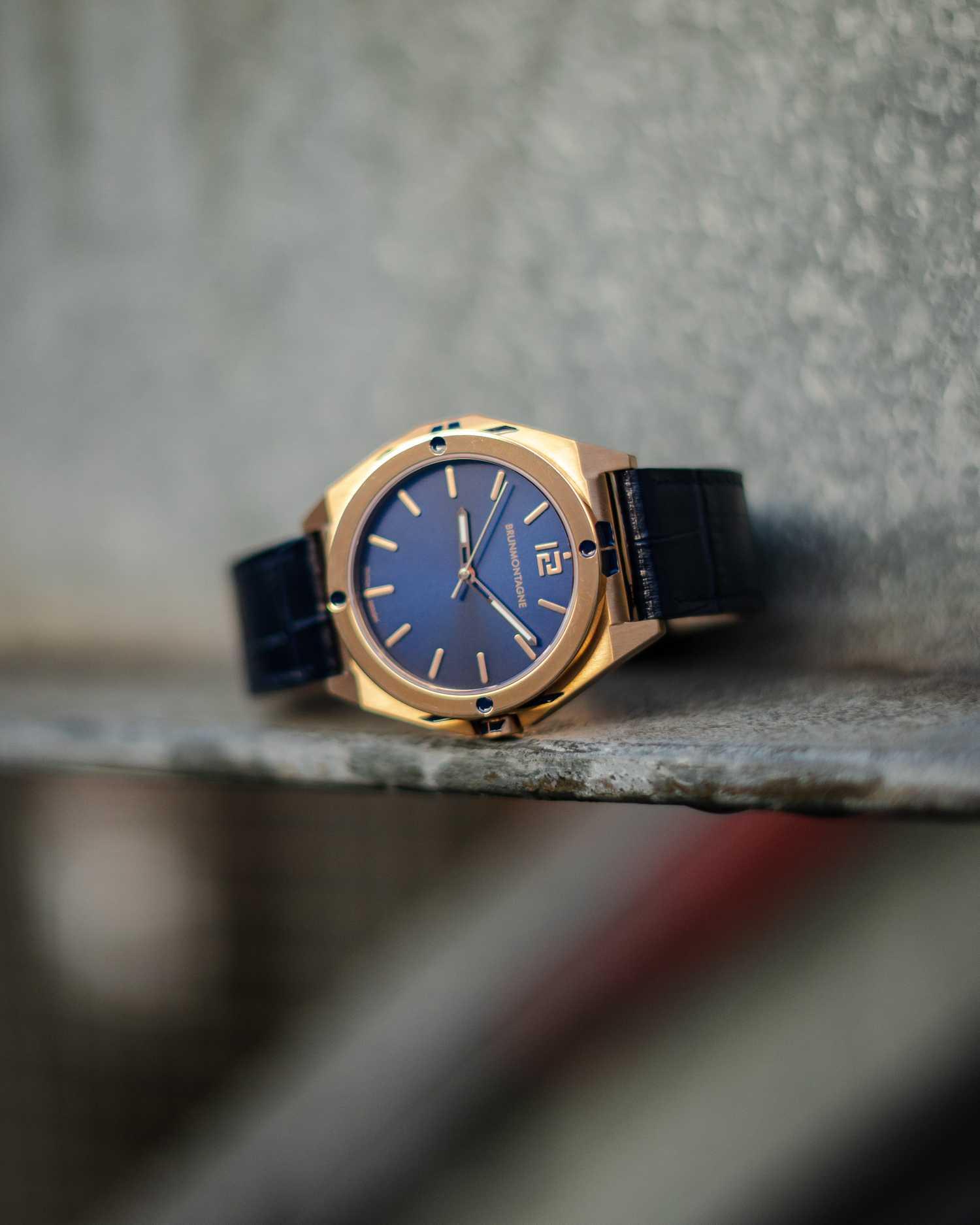 Front Representor Gold/Blue 3