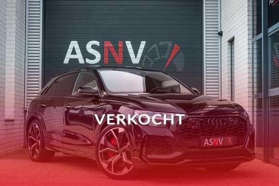 Audi RS Q8 4.0 TFSI Quattro, 600 PK, RS-Dynamic Plus Pakket, Keramiek, Keyless, Stoelventilatie, Pano/Dak, BTW, Nw. Prijs €252K!!