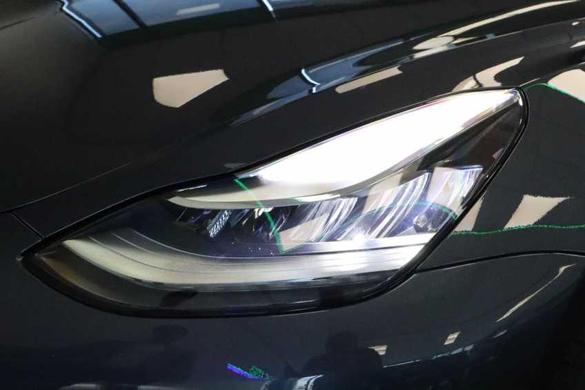 Tesla Model 3 Performance | prijs ex.btw 51450,- | 20`LM Donker grijs. afbeelding 22