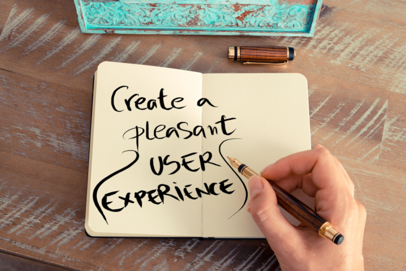 The crUX of the matter a pleasant user experience