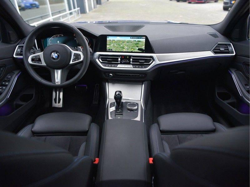 BMW 3 Serie 320d 190pk M-Performance Dak Laser HUD El-Memo Standk DA HiFi Keyless Live-Cockpit afbeelding 5