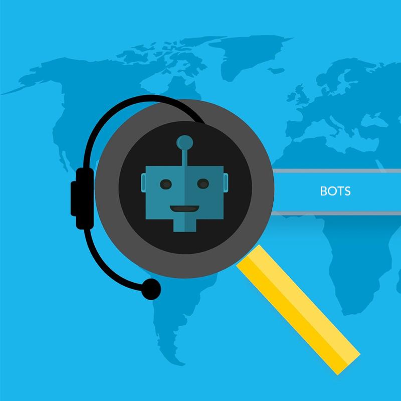 Detecting bots traffic