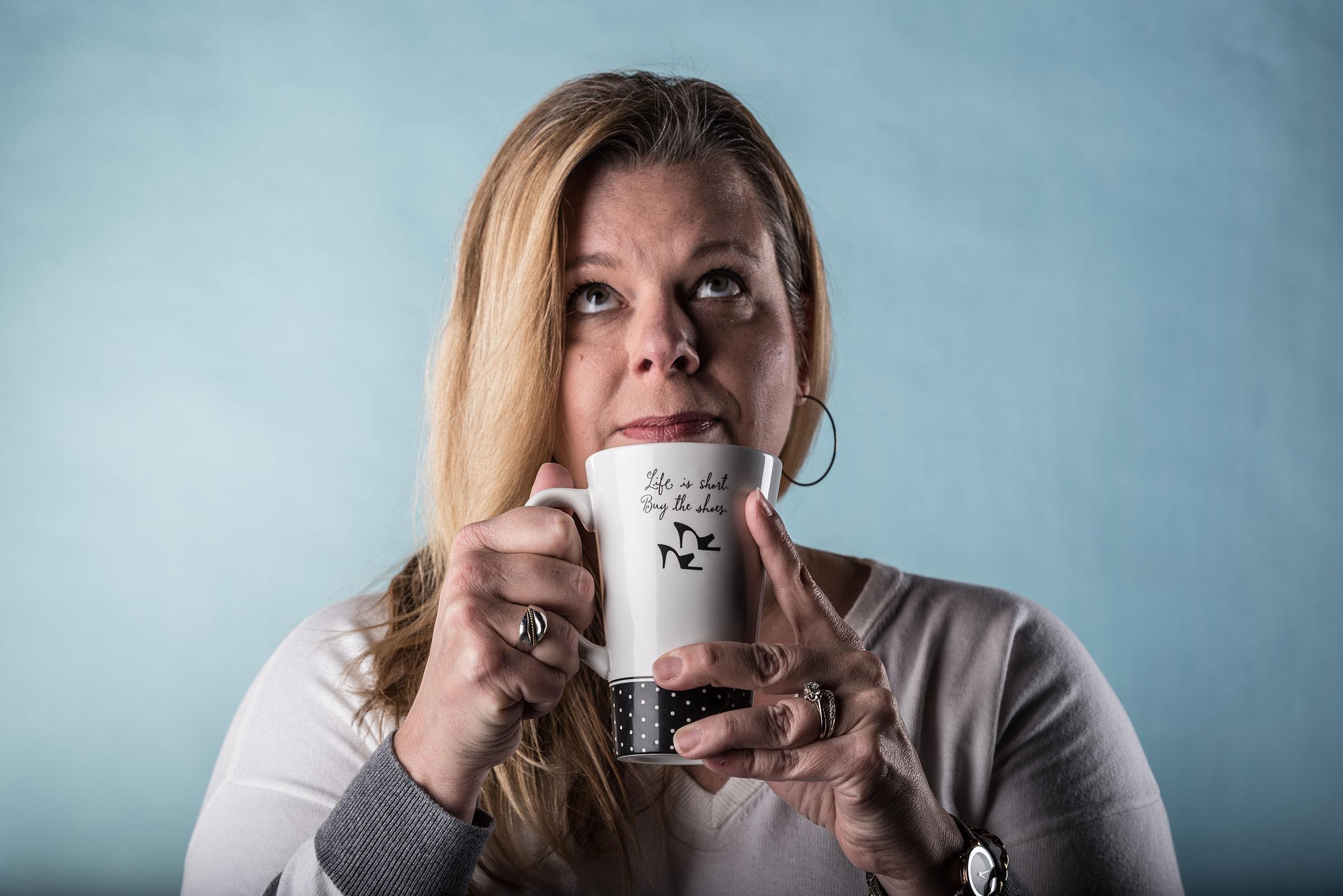 Portrait of Stacy Allen