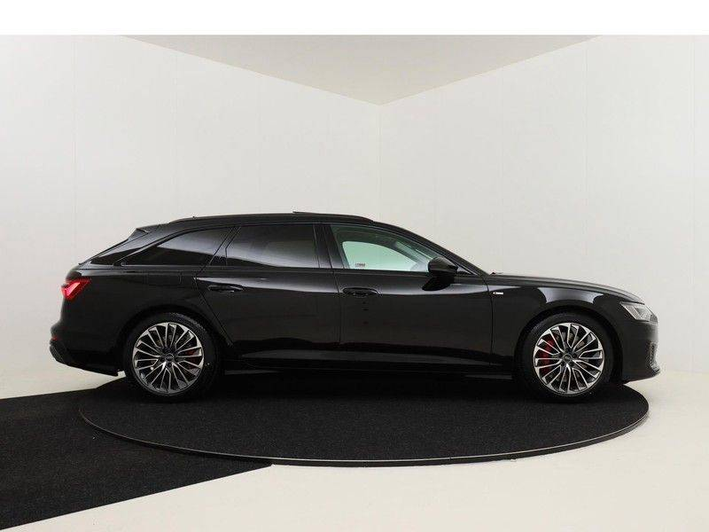 Audi A6 Avant 55 TFSI e 367 pk quattro Competition | Panoramadak | Assistentiepakket Tour | Keyless Entry | Optiekpakket | Trekhaak | Verlengde Fabrieksgarantie afbeelding 9
