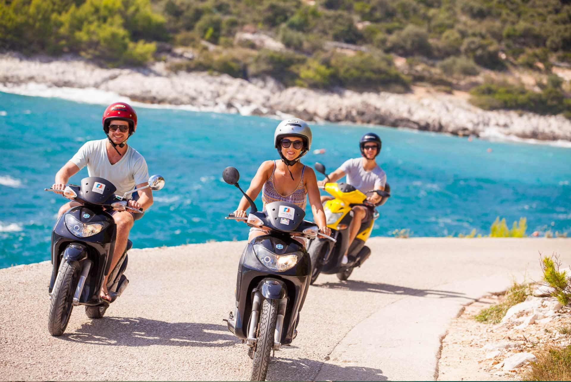 Scooter Hire Paxos