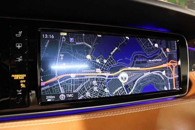 Mercedes-Benz S-Klasse Coupé 63 AMG 4Matic Zeer compleet/Carbon afbeelding 14