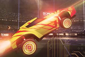 Projeto Rocket League - Kiver