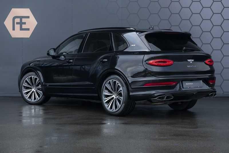 Bentley Bentayga V8 FIRST EDITION MY 2021 + Naim Audio + Onyx Pearl Black + Apple CarPlay (draadloos) afbeelding 10
