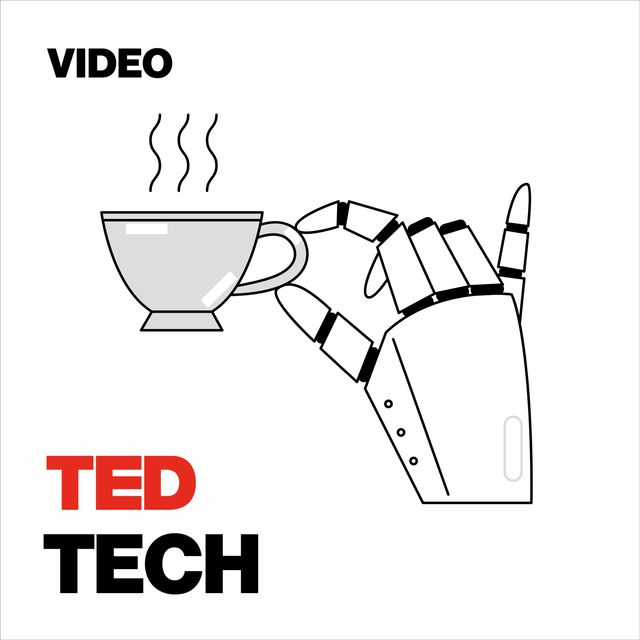 podcast cover of TED Talks Technology by TED