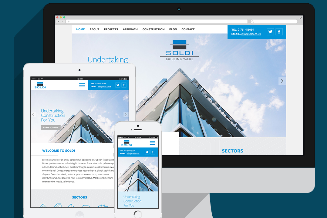 Bespoke Web Design & Web Development