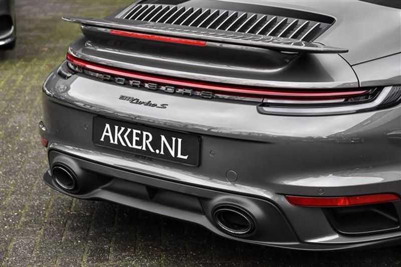 Porsche 911 TURBO S CABRIO ACC+ST.KOELING+MATRIX LED afbeelding 23