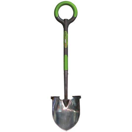 stainless steel off road shovel