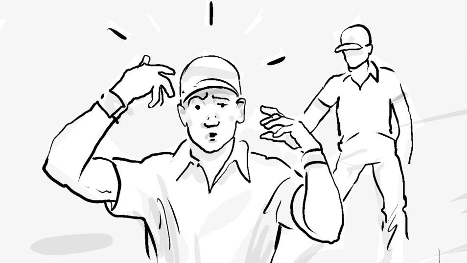 Toyota ECB Sponsorship Fielder Navigation System storyboard 01