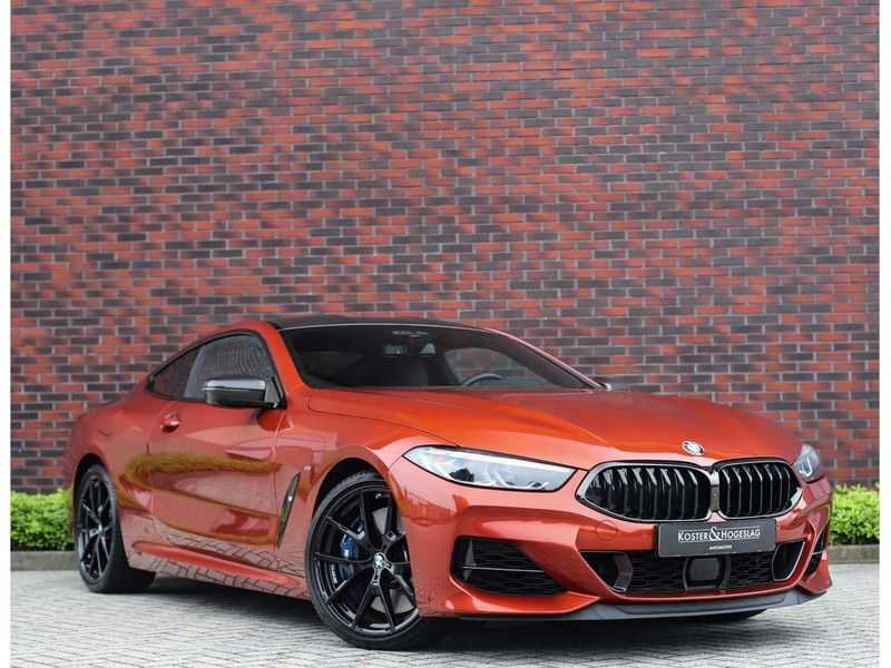 BMW 8 Serie M850i xDrive *Carbon*Soft-Close*Head-Up* afbeelding 1