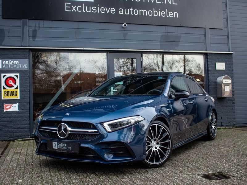 Mercedes-Benz A-Klasse A35 AMG 4MATIC Premium Plus afbeelding 1