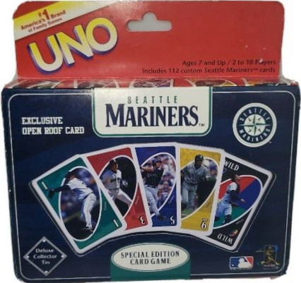 Seattle Mariners Uno (2003)
