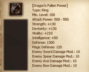 +10 Dragon Fallen Power