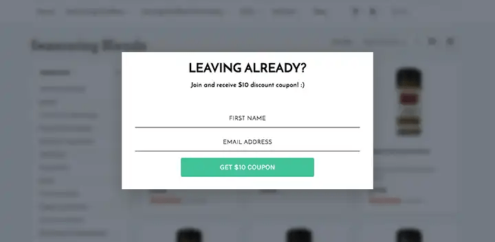 Leaving Already