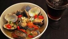 coconut clam curry recipe
