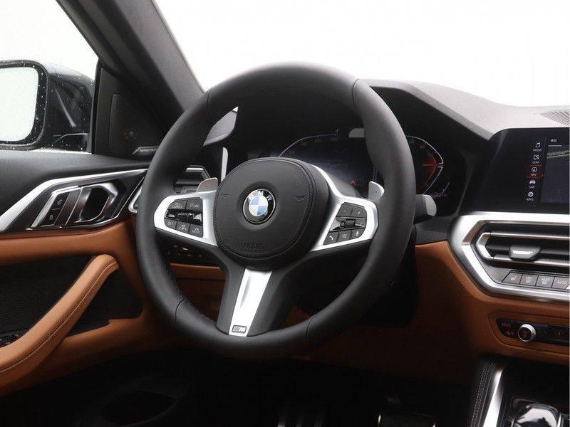 BMW 4 Serie Coupé 420i High Executive M-Sport Automaat afbeelding 2