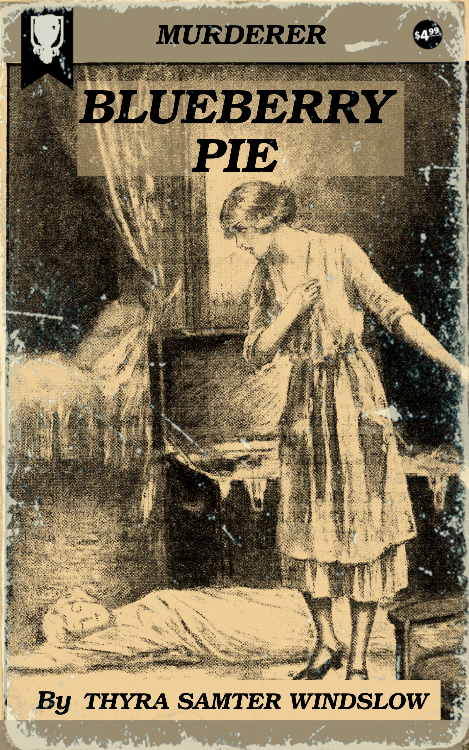 Blueberry Pie, by Thrya Samter Winslow