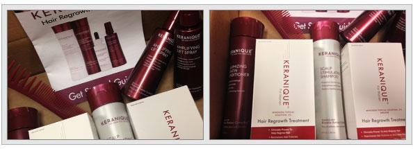 Keranique Product Reviews