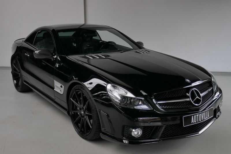 Mercedes-Benz SL-Klasse 63 AMG Performance Package - Carbon afbeelding 14