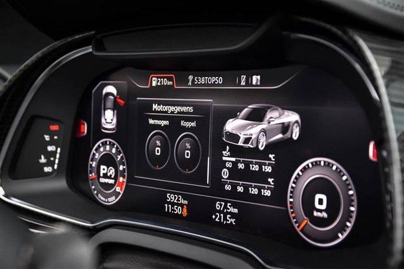 Audi R8 V10 PERFORMANCE B&0+SCHAALSTOELEN+CARBON NP.336K afbeelding 25