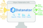 Datanator: an integrated database of molecular data for quantitatively modeling cellular behavior