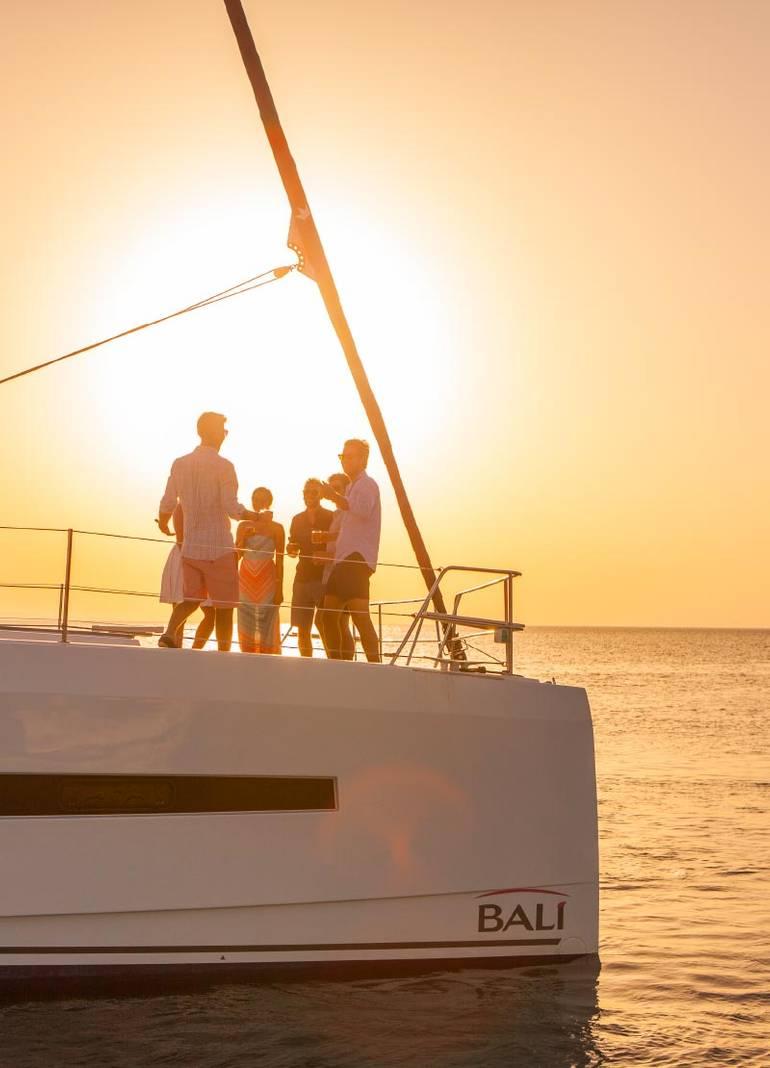 Discover delightful Kaprije with yacht hire in Croatia